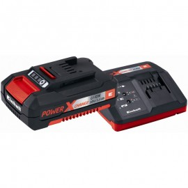 KIT CARGADOR POWER-X 18V + BATERIA 1.5Ah EINHELL