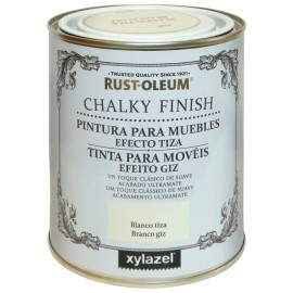 RUST-OLEUM CHALKY FINISH 750ML